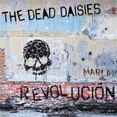 Revolucion CD Album by The Dead Daisies