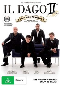 IL Dago 2 : Now With Noodles DVD by Joe Avati