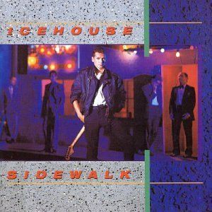 Sidewalk Reissued CD by Icehouse