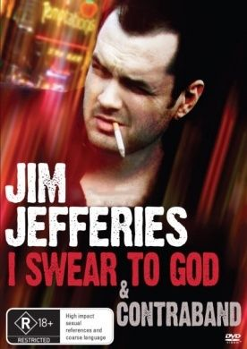 I Swear To God DVD by Jim Jefferies
