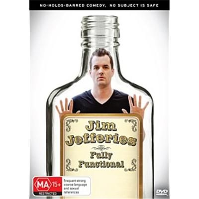 Fully Functional DVD  by Jim Jefferies