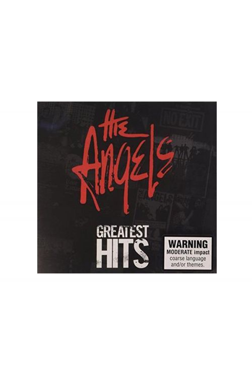 Greatest Hits CD by The Angels