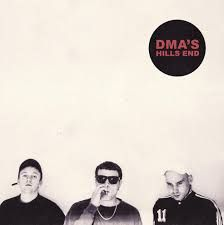 DMA'S 'Hills End' CD   by DMA'S