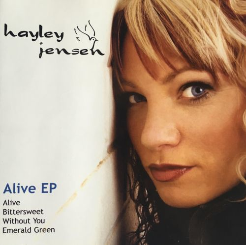 'Alive EP' CD by Hayley Jensen