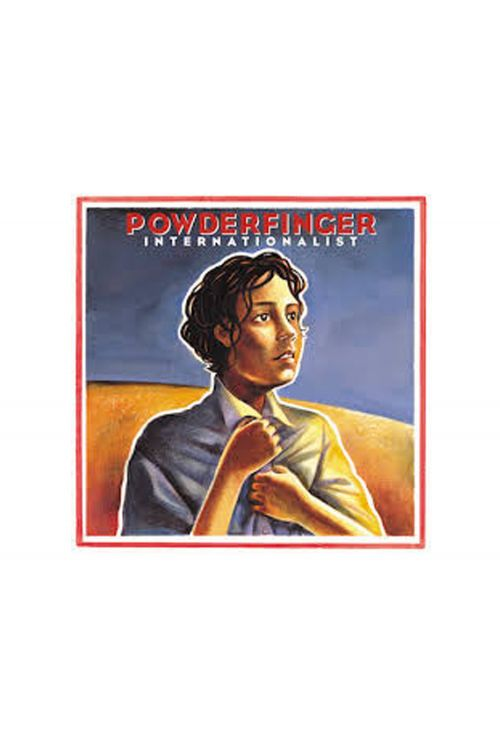 Internationalist CD by Powderfinger