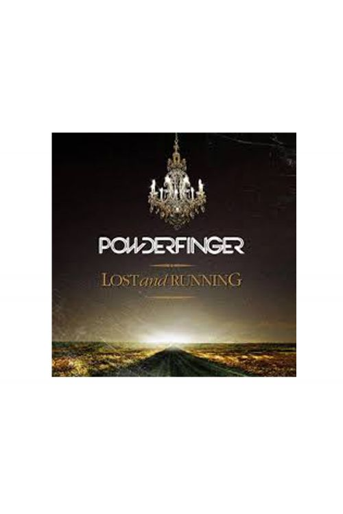 Lost And Running CD EP by Powderfinger