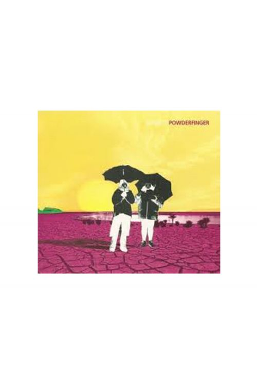 Sunsets EP CD by Powderfinger