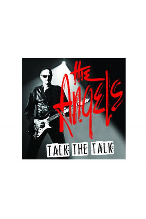 Talk The Talk CD by The Angels