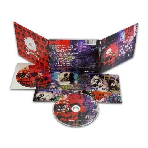 *Make Some Noise CD by The Dead Daisies