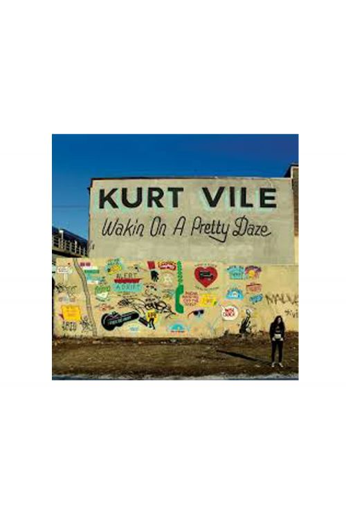 Walkin' on a Pretty Daze CD by Kurt Vile