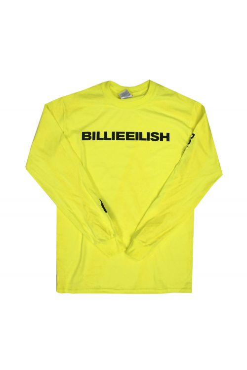 1046a123f53 Billie Eilish — Billie Eilish Official Merchandise — Band T-Shirts