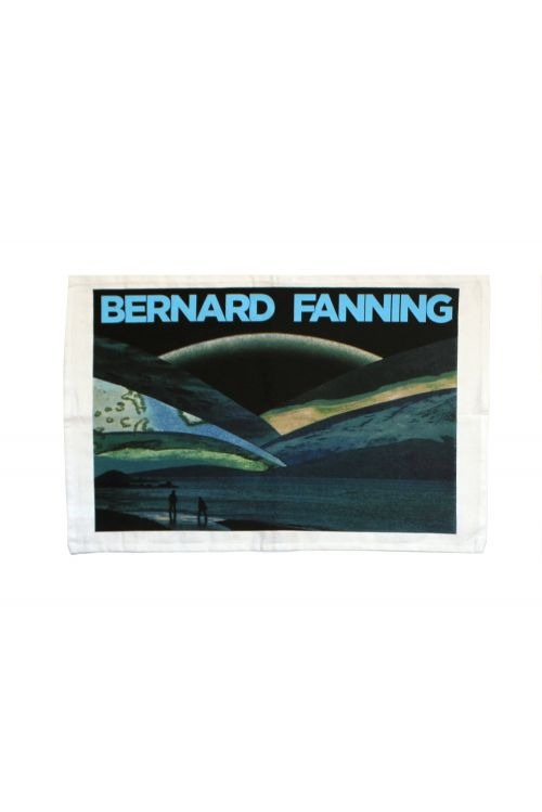Tea Towel by Bernard Fanning