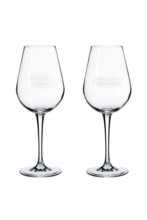 Wine Glass Set by Bernard Fanning