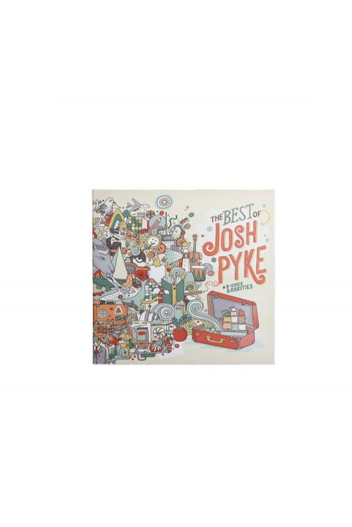 Best Of Josh Pyke & B-Sides + Rarities CD by Josh Pyke