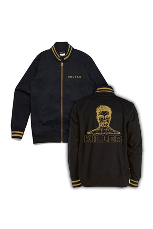 Killer Limited Edition Bomber Jacket   by Dan Sultan
