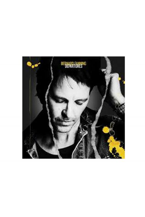 Departures CD by Bernard Fanning