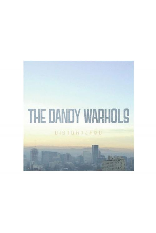Distorted LP (Vinyl) by The Dandy Warhols