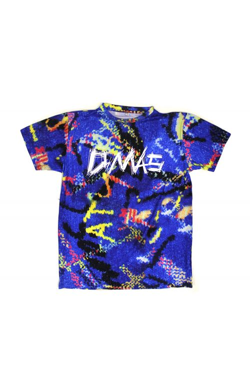 State Transit Bus Sublimation Tee  by DMA'S