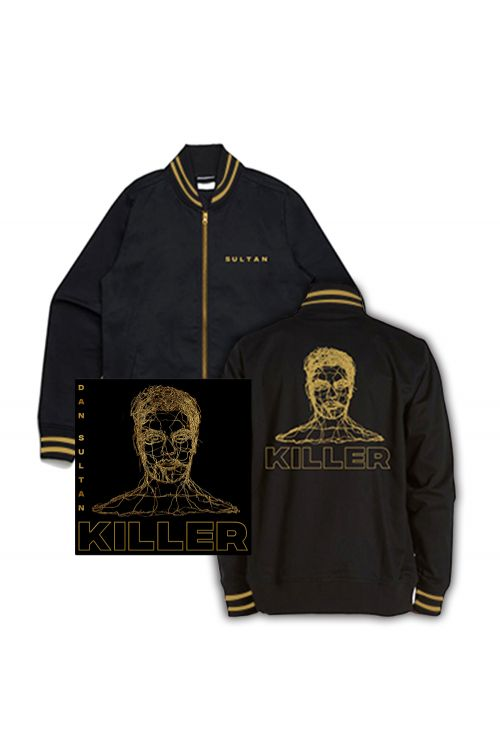 Killer LP (Vinyl)/ Limited Edition Bomber Jacket Combo Pack by Dan Sultan