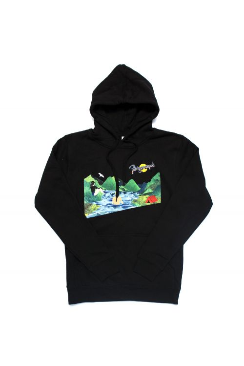 Event 2016 Black Hoody by Fairgrounds