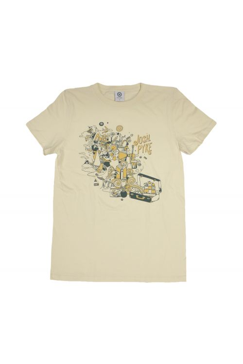 Best Of Natural Tshirt by Josh Pyke