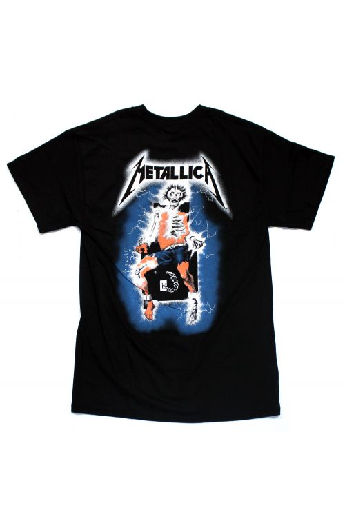 Kill 'Em All Black Tshirt by Metallica