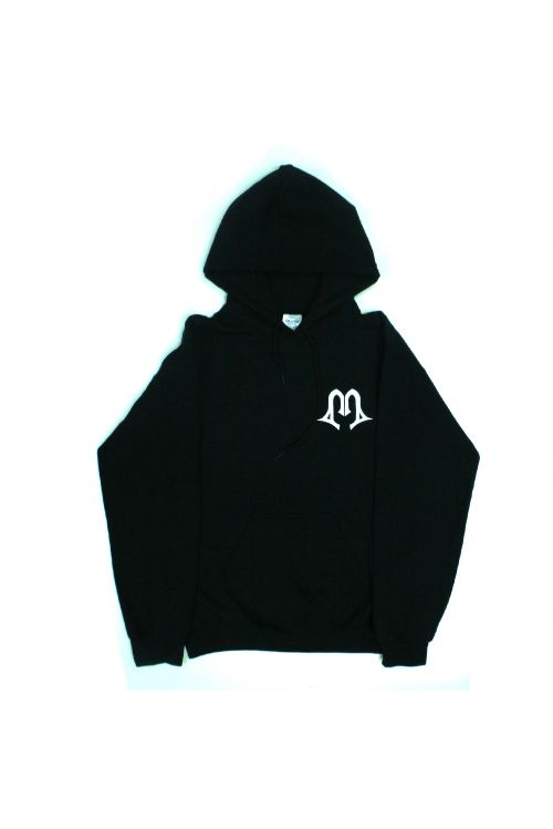 Dragon Black Hoody by Montaigne