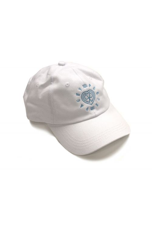 Dad Hat White by Paces