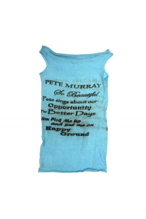 Mesh Tank Ladies Aqua (OSFM) by Pete Murray