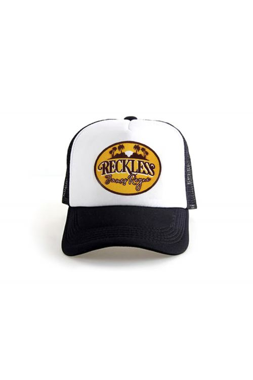 Reckless Trucker Cap by James Reyne