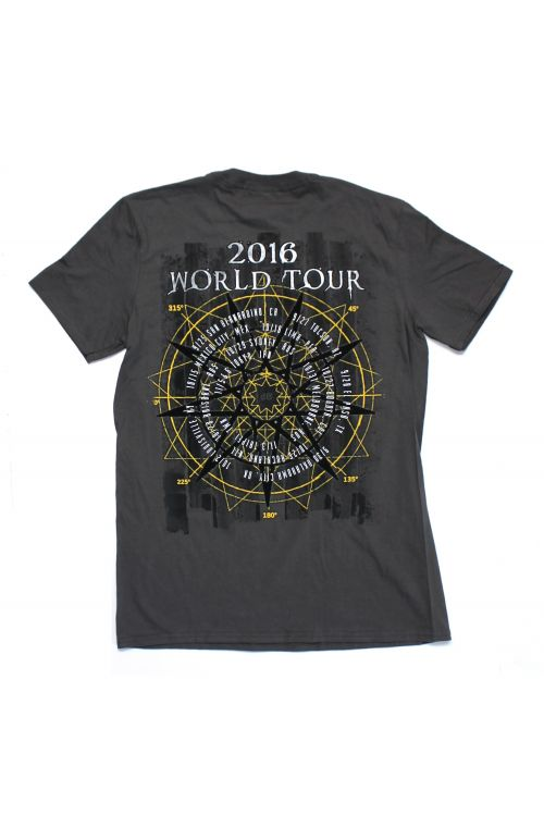 Starglow Grey Tshirt by Slipknot