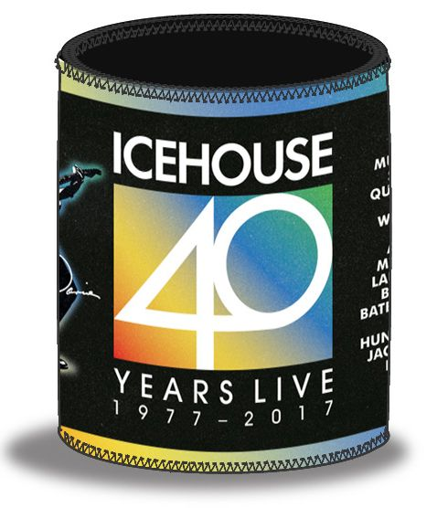 Stubby 40 Years Live by Icehouse