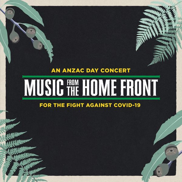 Various Artists - Music From The Home Front Digital Download