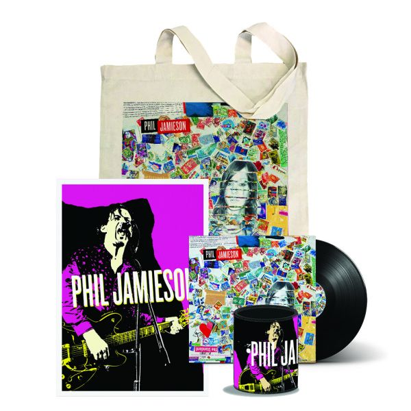 Mega Bundle (Vinyl , Tote, Poster and Stubbie)