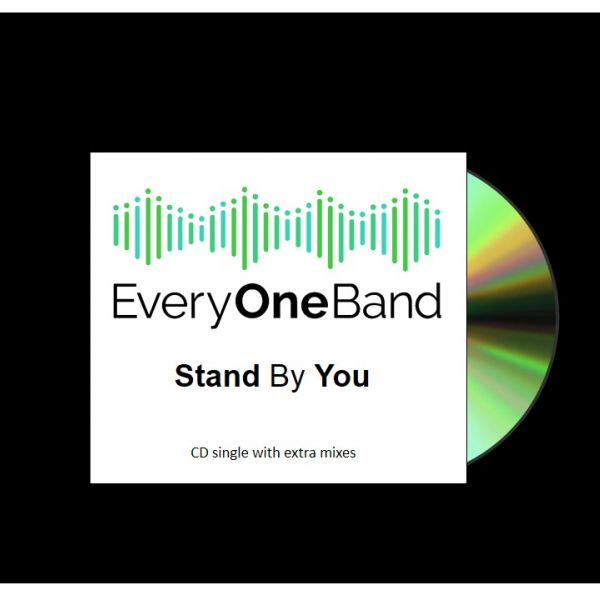 Stand By You (Main Mix) CD Single & Digital Download