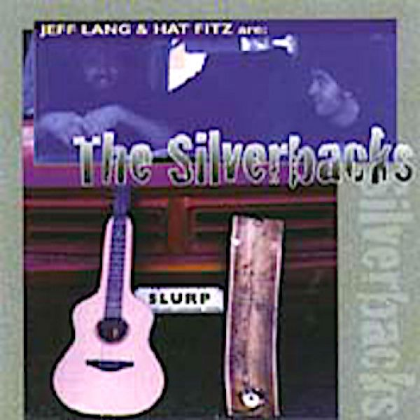 The Silverbacks CD