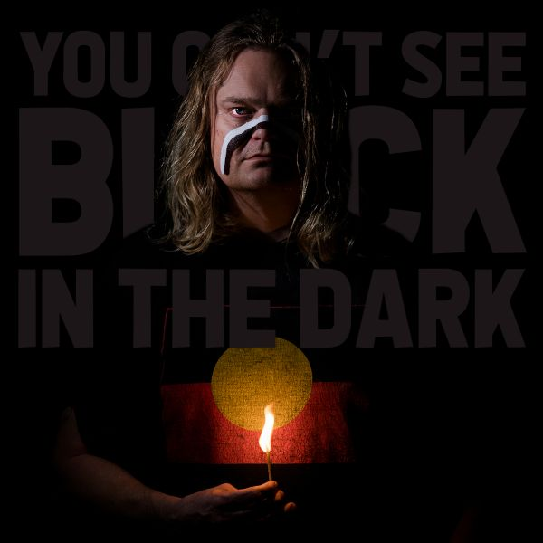 Scott Darlow – You Can't See Black In The Dark (feat. Ian Kenny) Single Digital Download