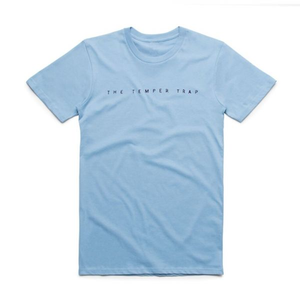 Light Blue Logo Tshirt