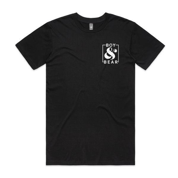 Ampersand Black Tshirt