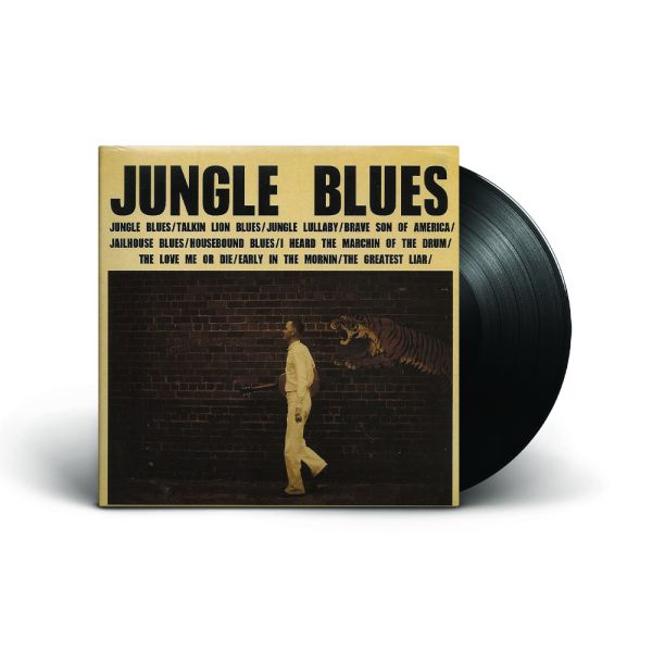 Jungle Blues (Vinyl)