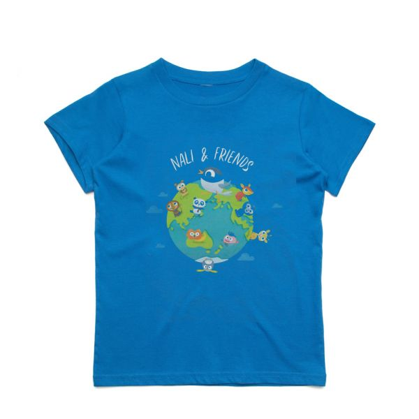 Nali & Friends Kids Tee