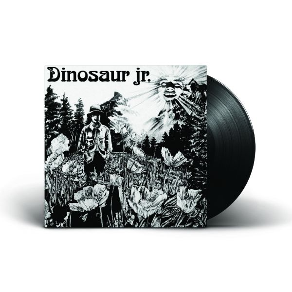 Dinosaur Jr (LP) Vinyl Reissue S/T LP