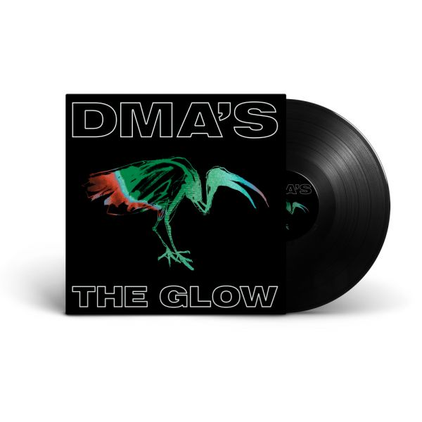 DMA'S - THE GLOW - Black Vinyl (LP)