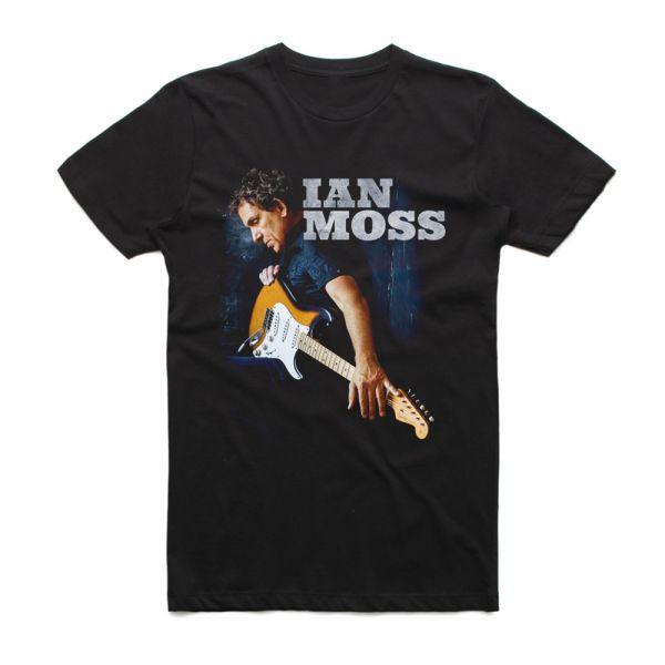 Apparel: Ian Moss — Band T-Shirts