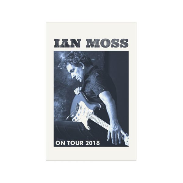 Ian Moss — Band T-Shirts