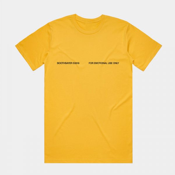 J'ADORE HARDCORE TEE (HONEY)
