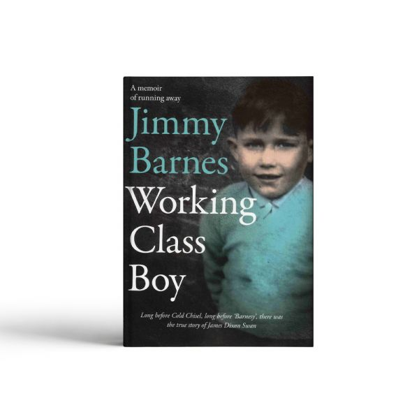 'Working Class Boy' Book - Signed Copy!