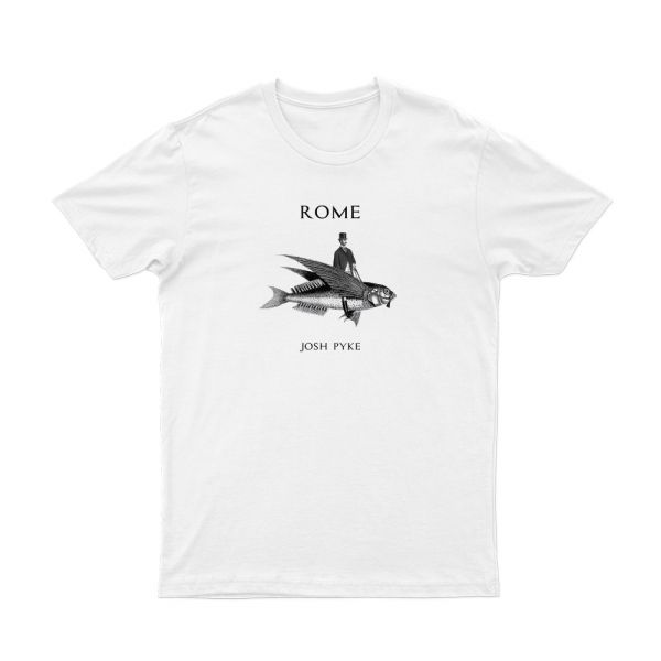 Flying Fish White Tshirt