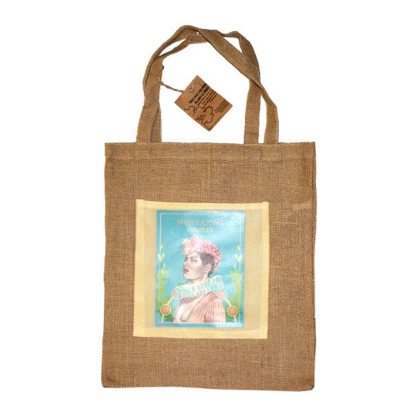 Tote Bag Hessian Complex