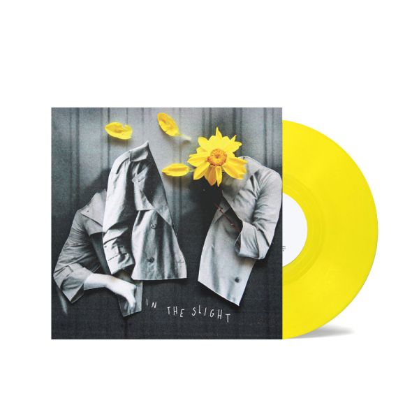 "In The Slight (EP) 10"" Vinyl 2nd Version Solid Yellow"